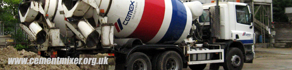 Buying a Cement Mixer